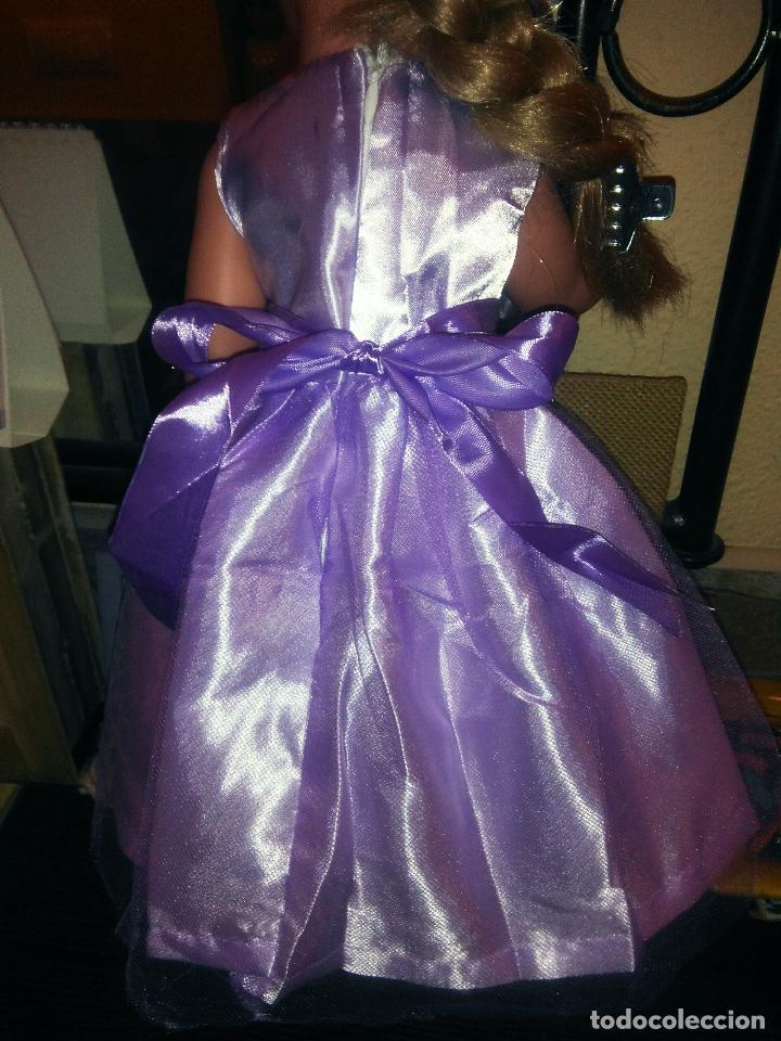 Vestidos Muñecas Españolas: Preciosisimo vestido para muñecas Miyo, Baby born, American, Nenuca y similares, ver fotos - Foto 3 - 108140107