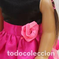 Vestidos Muñecas Españolas: Preciosisimo vestido para muñecas Miyo, Baby born, American, Nenuca y similares, ver fotos - Foto 2 - 108201967