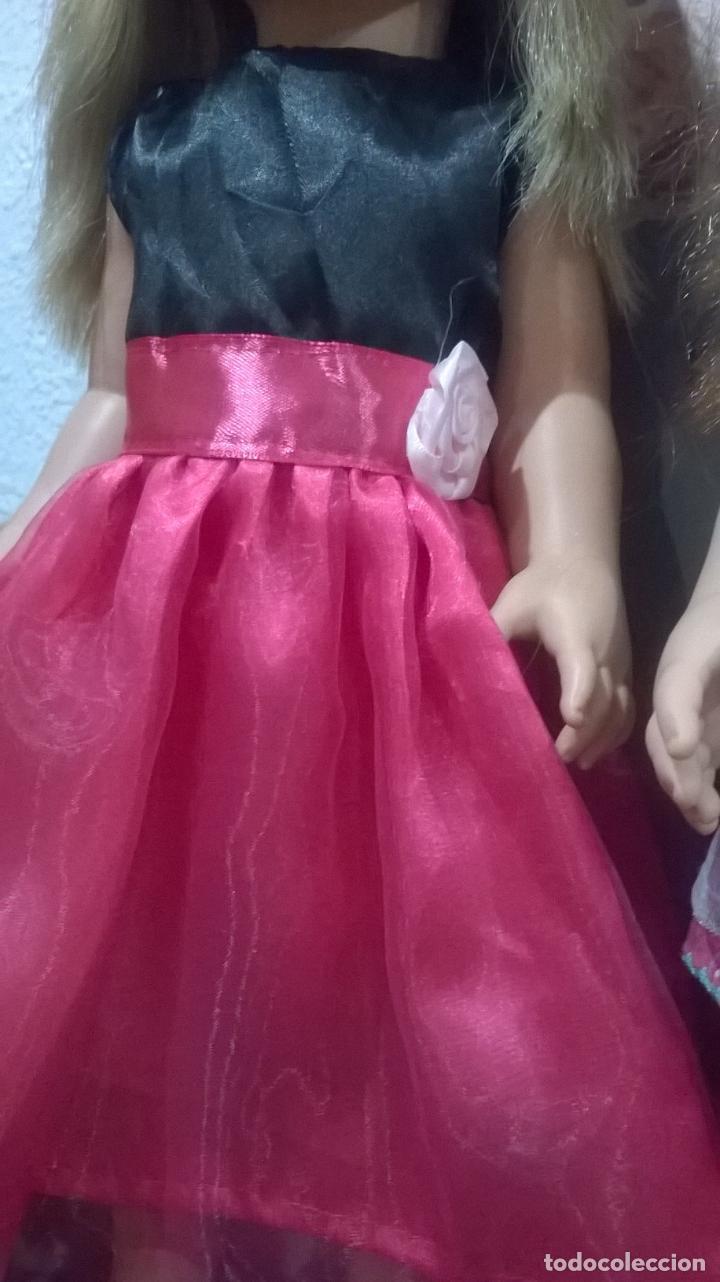 Vestidos Muñecas Españolas: Preciosisimo vestido para muñecas Miyo, Baby born, American, Nenuca y similares, ver fotos - Foto 3 - 108201967