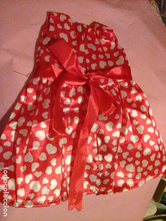 Vestidos Muñecas Españolas: Preciosisimo vestido para muñecas Miyo, Baby born, American, Nenuca y similares, ver fotos - Foto 2 - 108312795