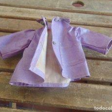 Vestidos Muñecas Españolas: CHAQUETA VESTIDO DE MUÑECA A IDENTIFICAR. Lote 109009131