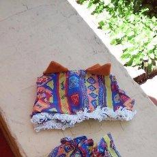 Vestidos Muñecas Españolas: CONJUNTO ORIGINAL DE LOS 60 PARA MUÑECA HAWAIANA....V181. Lote 112574207