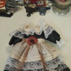 Vestidos Muñecas Españolas: VIEJO VESTIDO MUÑECA. Lote 112901563