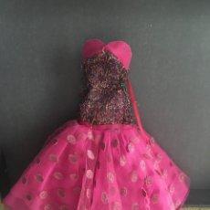 Vestidos Muñecas Españolas: VESTIDO FIESTA BARBIE. Lote 112955463
