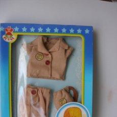 Vestidos Muñecas Españolas: CONJUNTO SAFARI BABY MOCOSÍN TOYSE - EN CAJA. Lote 67502241