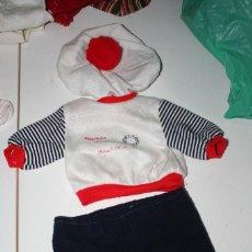 Vestidos Muñecas Españolas: CONJUNTO ORIGINAL ANTIGUO MUÑECO NENUCO NENUCA . Lote 114390327