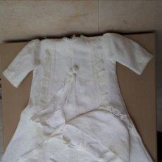 Vestidos Muñecas Españolas: CONJUNTO MUÑECO MUÑECA BEBE CON ETIQUETA DE VICMA. Lote 117073435