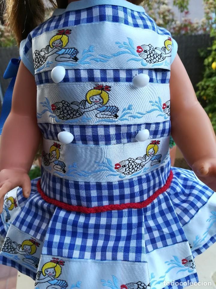 Vestidos Muñecas Españolas: Vestido para muñeca de 46 a 50 cm.---20 - Foto 2 - 118577767