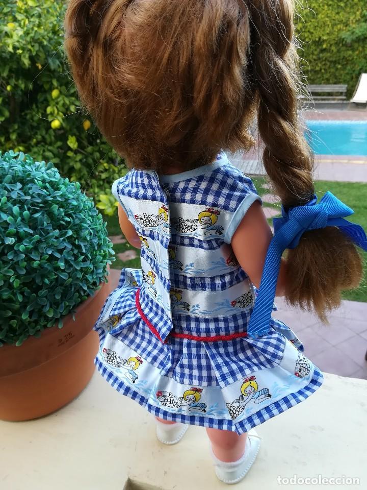Vestidos Muñecas Españolas: Vestido para muñeca de 46 a 50 cm.---20 - Foto 3 - 118577767