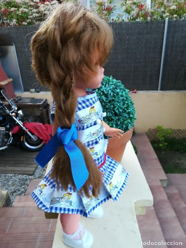 Vestidos Muñecas Españolas: Vestido para muñeca de 46 a 50 cm.---20 - Foto 4 - 118577767