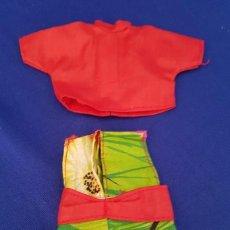 Vestidos Muñecas Españolas: == Z52 - BONITO CONJUNTO PARA MUÑEQUITA MINI POCAS PECAS O MUÑEQUITAS DE TAMAÑO SIMILAR. Lote 240509225