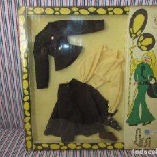 Vestidos Muñecas Españolas: LISSI, CONJUNTO EN SU BLISTER. Lote 118667367