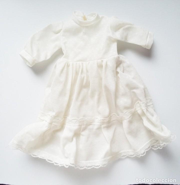 7ca7756b37 ropa muñeca comunión vestido blanco años 80 - Comprar Vestidos y ...