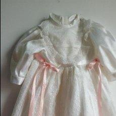 Vestidos Muñecas Españolas: VESTIDO PRIMERA COMUNION MUÑECA JESMAR CON ETIQUETA N 1 . Lote 121332763