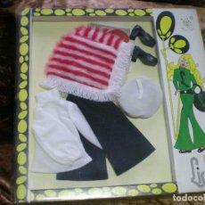Vestidos Muñecas Españolas: VESTIDO DE MUÑECA LISSI. Lote 124155575