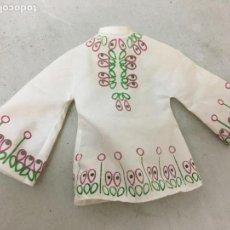 Vestidos Muñecas Españolas: CAMISA HIPPIE DE LA MUÑECA LISSI ROPA GUILLEN Y VICEDO DE LOS 70. Lote 124914760