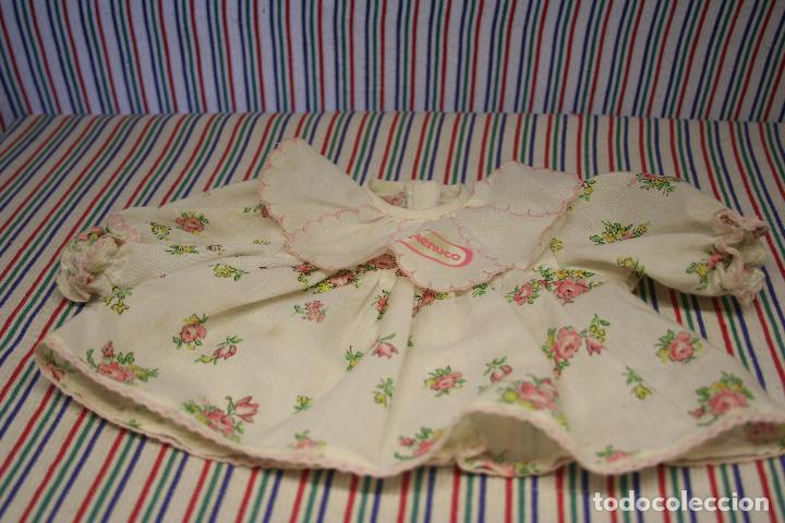 Vestidos Muñecas Españolas: FAMOSA,VESTIDO ORIGINAL NENUCO - Foto 4 - 125904723