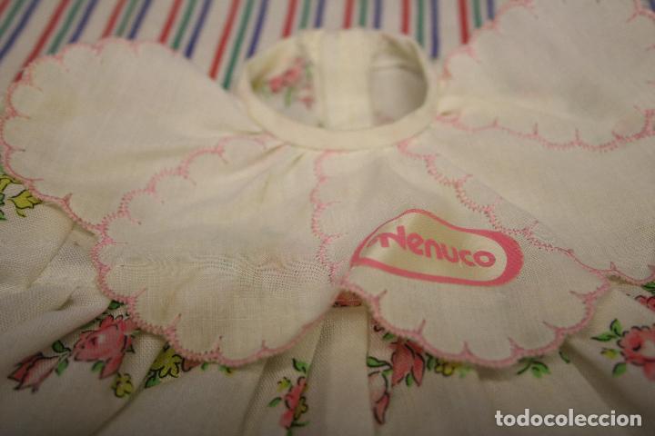 Vestidos Muñecas Españolas: FAMOSA,VESTIDO ORIGINAL NENUCO - Foto 6 - 125904723