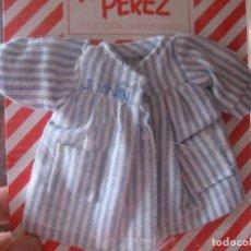 Vestidos Muñecas Españolas: BABY DE JUANIN DE MARIQUITA PEREZ. Lote 126056195