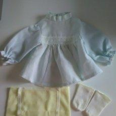 Vestidos Muñecas Españolas: BEBÉ BERJUSA ROPA ORIGINAL AÑOS 70-80. Lote 116538423
