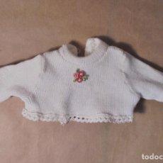 Vestidos Muñecas Españolas: CAMISETA ORIGINAL MUÑECO BABY MOCOSETE DE TOYSE. Lote 127528579