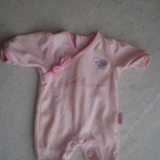 Vestidos Muñecas Españolas: PIJAMA BABY BORN DE ZAPF. Lote 127756159