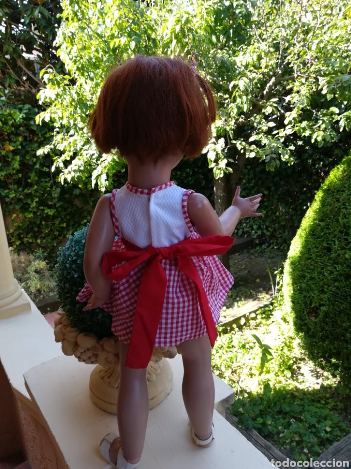 Vestidos Muñecas Españolas: Vestido bordado en el delantero y braguita para muñeca de 50 cm y de 64 cm. -31 - Foto 2 - 128643491