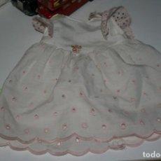 Vestidos Muñecas Españolas - antiguo vestido muñeca nenuca buen estado - 130049771