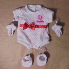 Vestidos Bonecas Espanholas: PELELE MUÑECO BABYLAND DE FAMOSA. Lote 130281474