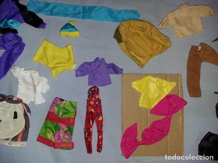 Vestidos Muñecas Españolas: LOTE DE ROPA VESTIDOS MUÑECA CHABEL Y DANNY DE FEBER NUEVOS IDEAL PARA MUÑECAS BYTHEL - Foto 3 - 131113484