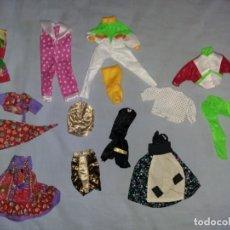 Vestidos Muñecas Españolas: LOTE DE ROPA VESTIDOS MUÑECA CHABEL Y DANNY DE FEBER NUEVOS IDEAL PARA MUÑECAS BYTHEL. Lote 131113600