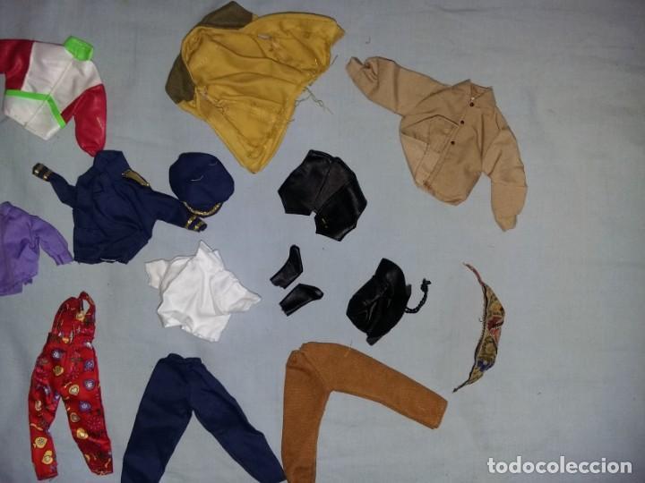 Vestidos Muñecas Españolas: LOTE DE ROPA VESTIDOS MUÑECA CHABEL Y DANNY DE FEBER NUEVOS IDEAL PARA MUÑECAS BYTHEL - Foto 2 - 131113744