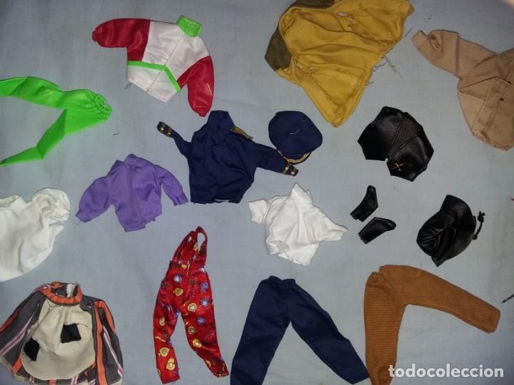 Vestidos Muñecas Españolas: LOTE DE ROPA VESTIDOS MUÑECA CHABEL Y DANNY DE FEBER NUEVOS IDEAL PARA MUÑECAS BYTHEL - Foto 3 - 131113744