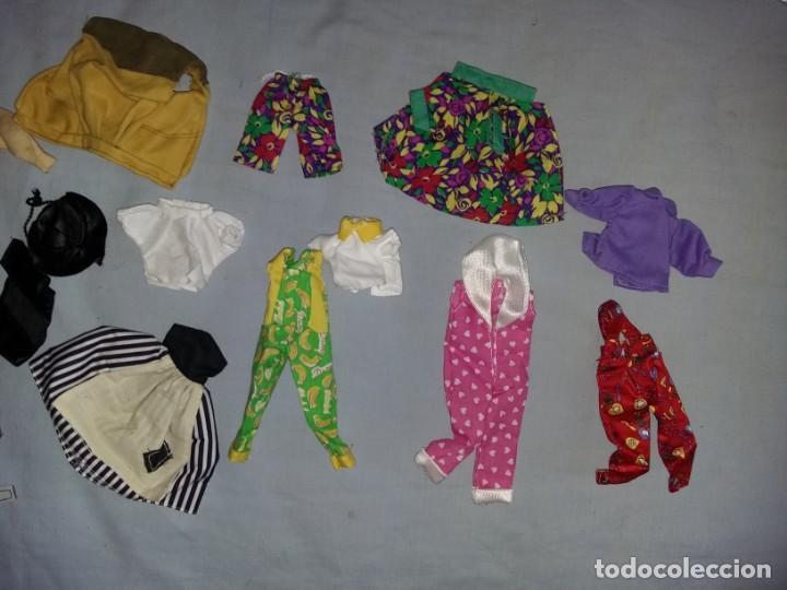 Vestidos Muñecas Españolas: LOTE DE ROPA VESTIDOS MUÑECA CHABEL Y DANNY DE FEBER NUEVOS IDEAL PARA MUÑECAS BYTHEL - Foto 2 - 131113840