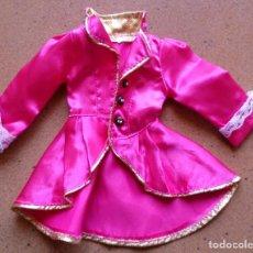 Vestidos Muñecas Españolas: CHAQUETA ROSA ORIGINAL MUÑECA NANCY NEW FAMOSA DISFRAZ PIRATA . Lote 131164492