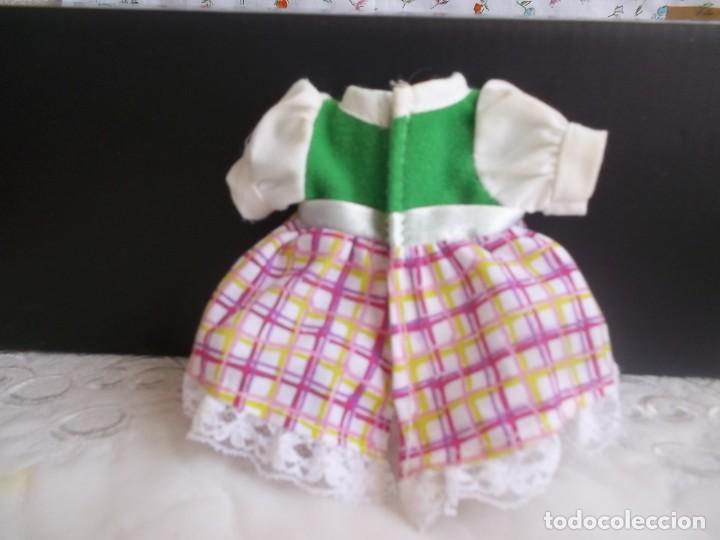 Vestidos Muñecas Españolas: VESTIDO BARRIGUITAS CAPERUCITA ROJA - Foto 4 - 131662882