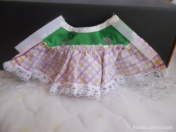 Vestidos Muñecas Españolas: VESTIDO BARRIGUITAS CAPERUCITA ROJA - Foto 5 - 131662882
