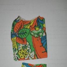 Vestidos Muñecas Españolas: MUÑECA TRESSY MINI MANIQUÍ DE NOVO GAMA. CONJUNTO. Lote 133196774