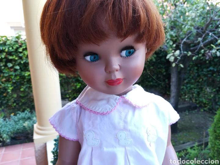Vestidos Muñecas Españolas: Vestido rosa para muñeca pierina con tres patitos - Foto 3 - 133881529