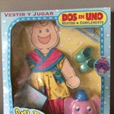 Vestidos Muñecas Españolas: BABY MÍO. VESTIDO Y COMPLEMENTO. FEBER. 1991.. Lote 134900786