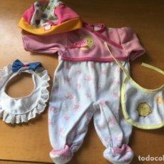 Vestidos Muñecas Españolas: LOTE ROPA NENUCO FAMOSA. Lote 135512186