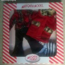 Vestidos Muñecas Españolas: VESTIDO MARIQUITA PÉREZ MODEL TRAJE. Lote 218369568