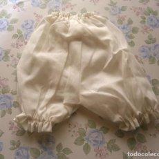 Vestidos Muñecas Españolas: POLOLOS PANTALONES BRAGUITAS BLANCAS ROPA MUÑECA. Lote 138545342