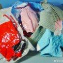 Vestidos Muñecas Españolas: GRAN LOTE DE ROPA DE MUÑECA. . Lote 139517398