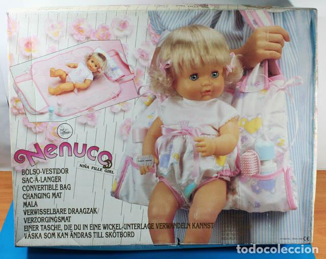 new specials classic styles usa cheap sale Bolso vestidor nenuco art 80462 nuevo, cambiado - Sold ...