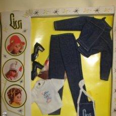Vestidos Muñecas Españolas: CONJUNTO TEJANO PARA LA MUÑECA MANIQUÍ LISSI DE GUILLEM Y VICEDO. Lote 205715143