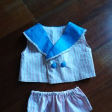 Vestidos Muñecas Españolas: TRAJECITO NOVO GAMA DE MUÑECO VALENTIN. Lote 143052968