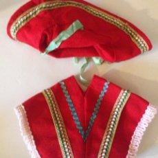 Vestidos Muñecas Españolas: CONJUNTO KINITA DE DURPE. Lote 143605860