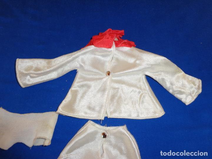 Vestidos Muñecas Españolas: LISSI - CONJUNTO ORIGINAL MUÑECA LISSI AÑOS 70, VER FOTOS Y DESCRIPCION! SM - Foto 4 - 144803314