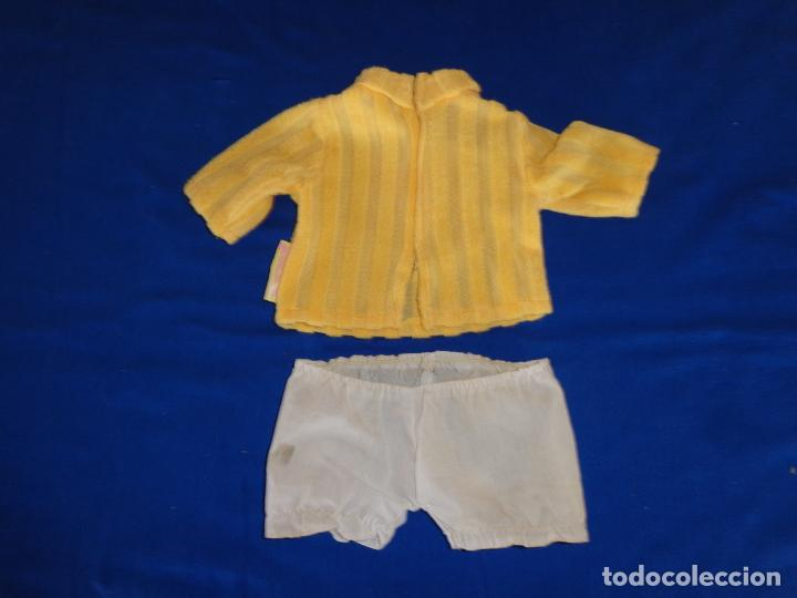 Vestidos Muñecas Españolas: CONJUNTO ORIGINAL MUÑECO NENUCO DE FAMOSA VER FOTOS! SM - Foto 2 - 144838726